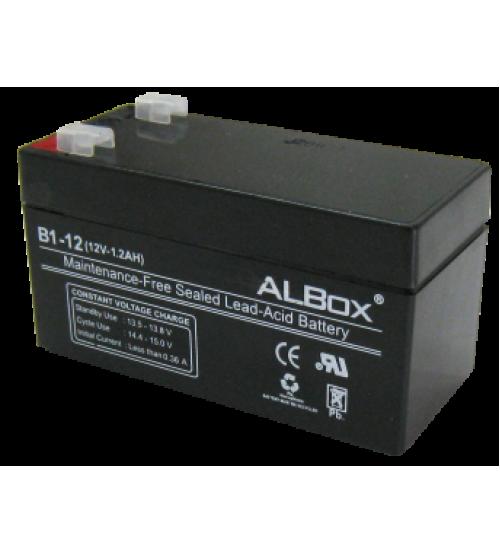 Battery 12 V, 1.2 AH (B1-12)
