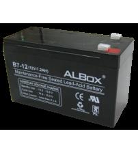 Battery 12 V, 7.2 AH (B7-12)
