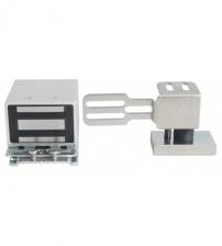 Electromagnetic Lock With Door Handle Bracket