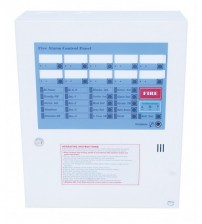 10-Zone Fire Alarm Control Panel