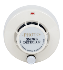 Combination Smoke & Heat Detector