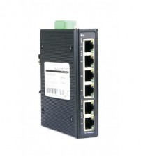 6-Ports 10/100M Industrial PoE Switch