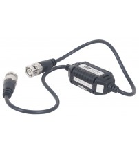 Coaxial Video Ground Loop Isolator Built-in Video Balun